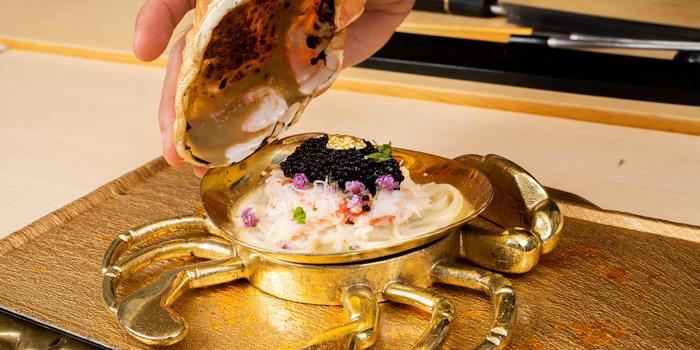 Soup Dishes from Yuzu Omakase at 258/9-10 Siam Square Soi 3, 2F Pathumwan Bangkok