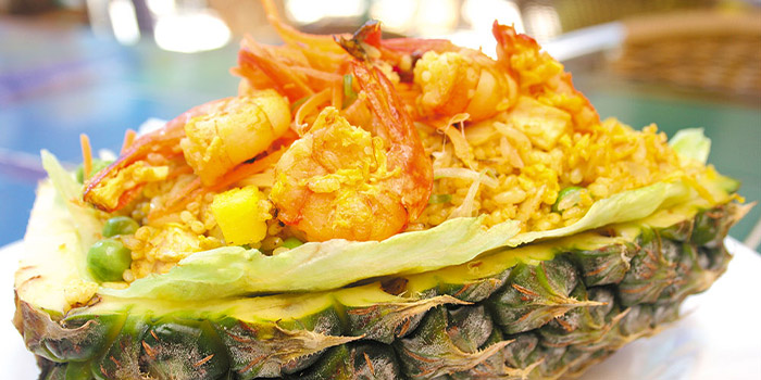 Pineapple Fried Rice from Royal Thai in East Coast, Singapore