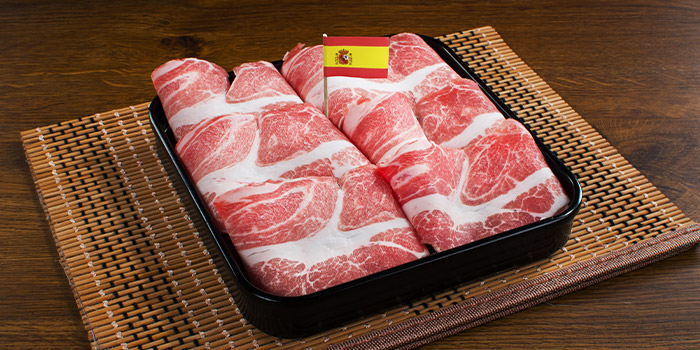 Spanish Iberico Pork from Wagyu More at Bugis Junction in Bugis, Singapore
