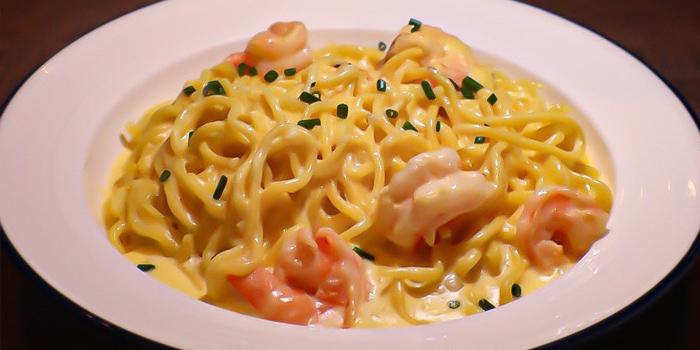 Spaghetti, Monteverdi Restaurant and Bar, Central, Hong Kong