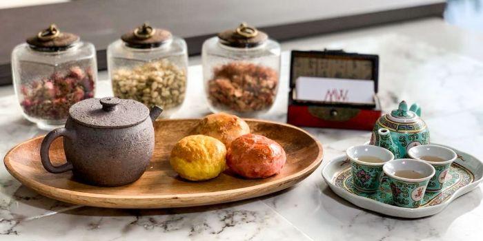Tea Set from Mister Wu (HQ) at Oxley Bizhub 2 in Paya Lebar, Singapore