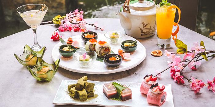 Tea Set, Umami, Cyberport, Hong Kong