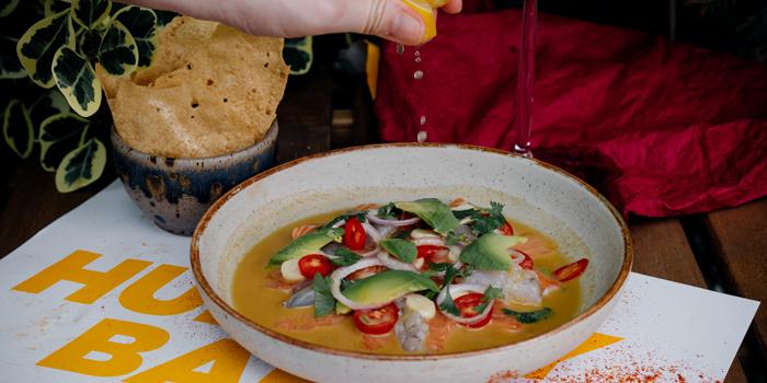 Selction of Food from NoWhere at Ekkamai 6, Sukumvit 63 PhraKanong Nua, Wattana Bangkok