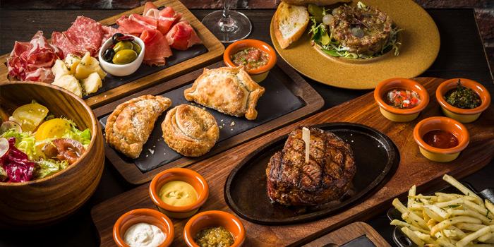 Dinner Menu, Tango Argentinian Steak House, Central, Hong Kong
