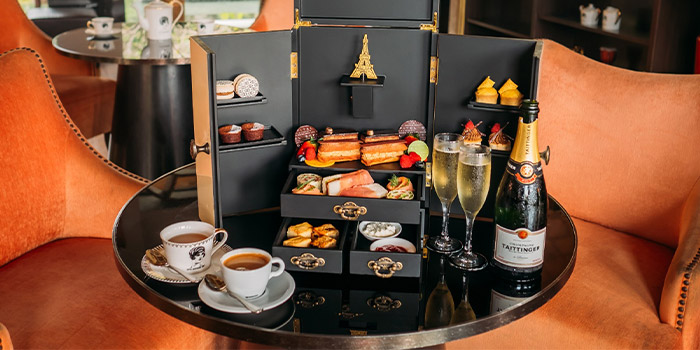 French Classic High Tea from LeBar at Sofitel Singapore Sentosa Resort & Spa in Sentosa, Singapore