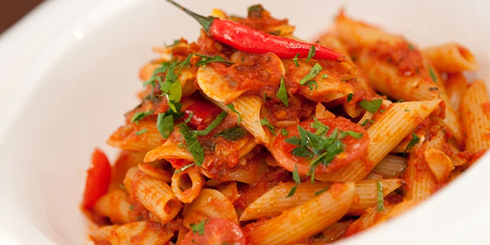 Arrabbiata from Casa Verde at Singapore Botanic Gardens in Tanglin, Singapore