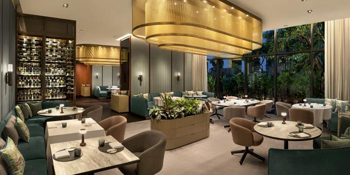 Dining Area of IGNIV at St. Regis Hotel, 159 Ratchadamri Rd, Lumphini, Pathum Wan, Bangkok