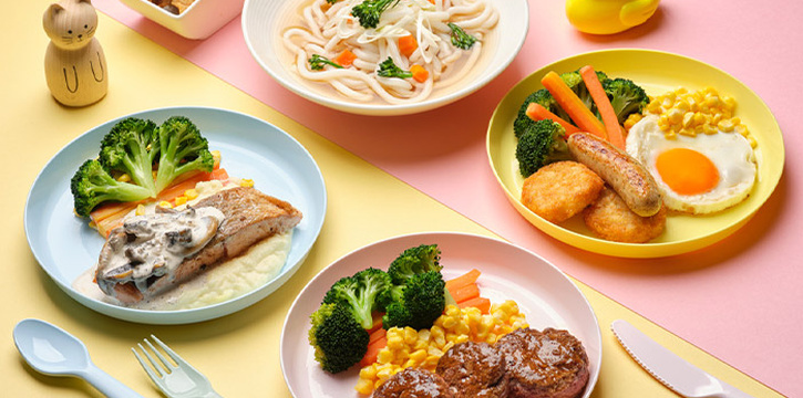 Kids Menu from Se7enth at OUE Downtown 1 in Tanjong Pagar, Singapore