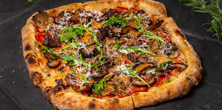 Alfunghi  from Craft Pizza in Boat Quay, Singapore