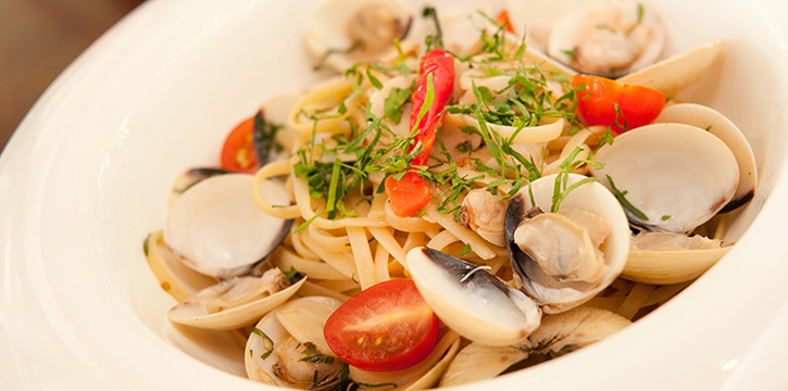 Vongole from Casa Verde at Singapore Botanic Gardens in Tanglin, Singapore