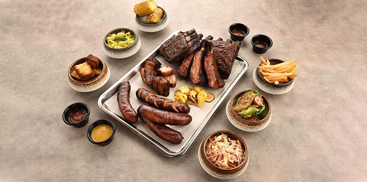 SMAO Barbecue from Casa Verde at Singapore Botanic Gardens in Tanglin, Singapore