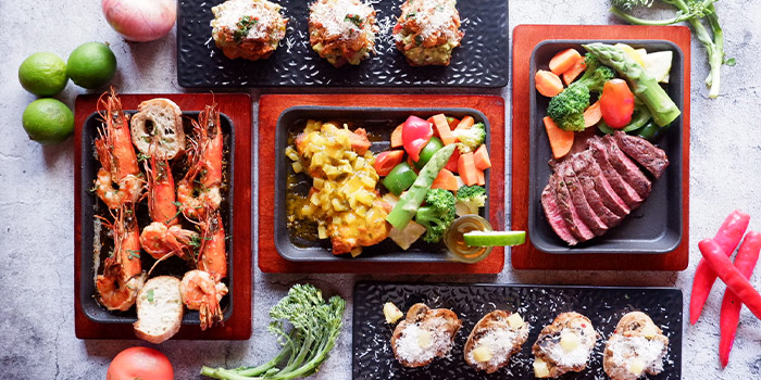 Latin American Food from Cuba Libre Cafe & Bar (Clarke Quay) in Clarke Quay, Singapore