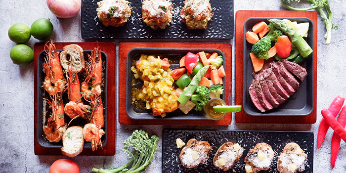 Latin American Food from Cuba Libre Cafe & Bar (Frasers Tower) in Tanjong Pagar, Singapore
