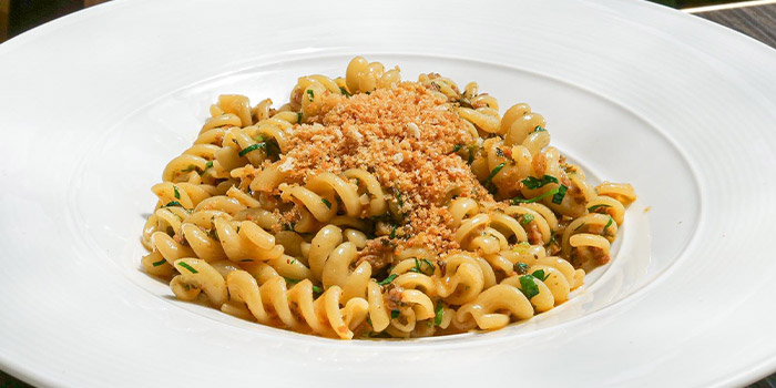 Fusilli from the Cliff in Sentosa, Singapore