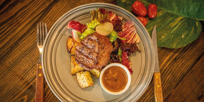 Food from The Afterwork Grill and Chill, Sanur, Bali