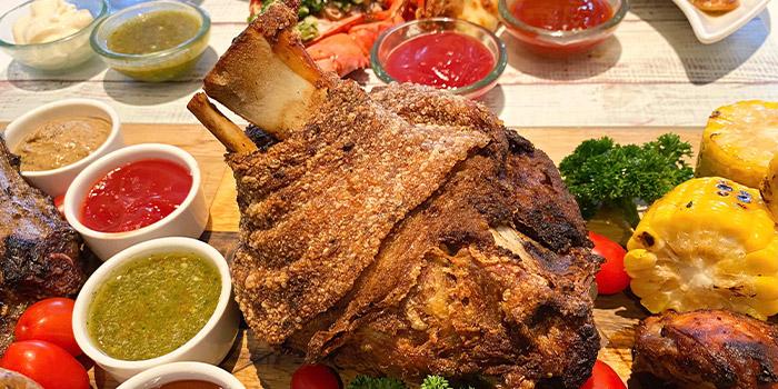 Meat Platter from Royale at Mercure Singapore Bugis in Bugis, Singapore