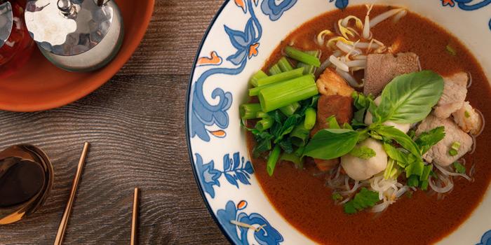 Kuay Tiew Moo Kurobuta from You & Mee Restaurant at Grand Hyatt Erawan, Bangkok