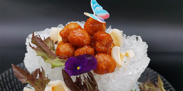 Iced Sweet Sour Pork from House of Seafood (Clarke Quay) in Clarke Quay, Singapore