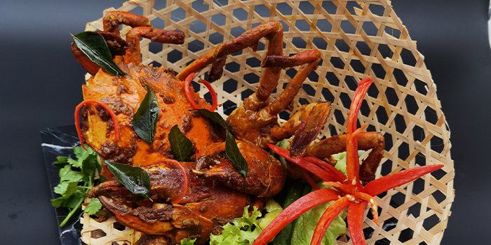 Curry Crab from House of Seafood (Clarke Quay) in Clarke Quay, Singapore