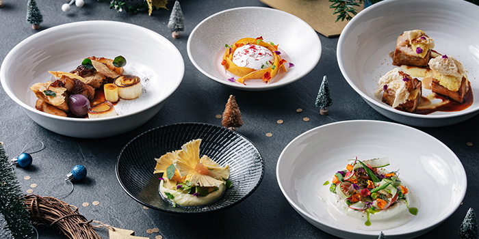 Modern Classics (1-31 Dec) from Origin Grill at Shangri-La Hotel in Orchard, Singapore