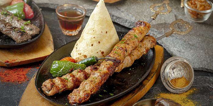 Al Jazeerah Signature Restaurant & Lounge