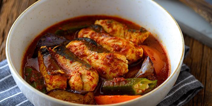 Ikan Masak Ayam Gulai from The Blue Ginger (Tanjong Pagar) in Tanjong Pagar, Singapore