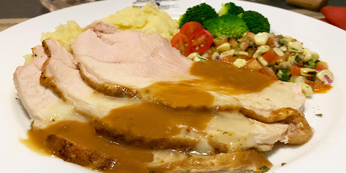3-Course Thanksgiving Meal from Black Angus Steakhouse at Orchard Rendezvous Hotel in Orchard, Singapore
