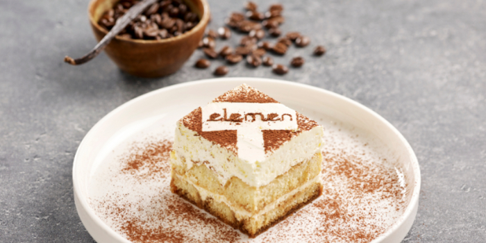Classic Tiramisu from Elemen @ HarbourFront Centre in HarbourFront, Singapore