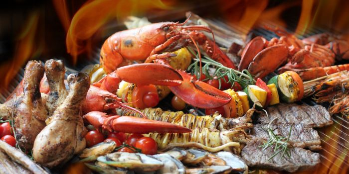 Weekend Brunch BBQ Buffet from Food Capital at Grand Copthorne Waterfront Hotel in Robertson Quay, Singapore