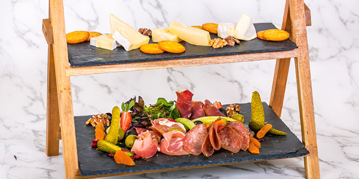 Cheese & Charcuterie Board (2pax) from YOUNGS Bar & Restaurant in Seletar, Singapore