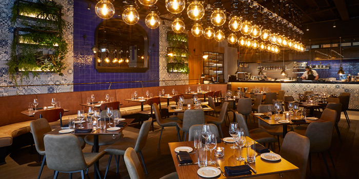 Interior, FIAMMA, The Peak, Hong Kong