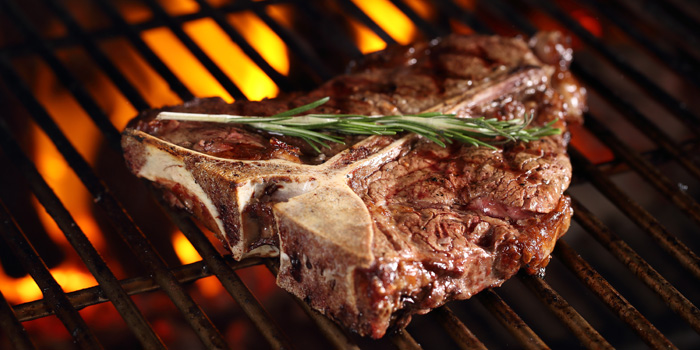 T-bone Steak, Sunset Grill, Tung Chung, Hong Kong