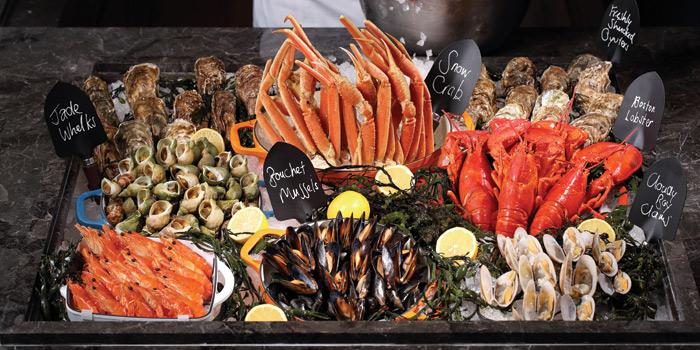Seafood Bar, Café Lantau, Tung Chung, Hong Kong