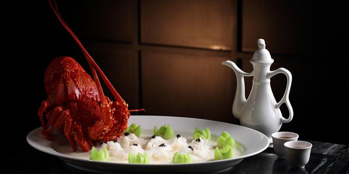 Steamed Lobster Balls, Yue, Tung Chung, Hong Kong