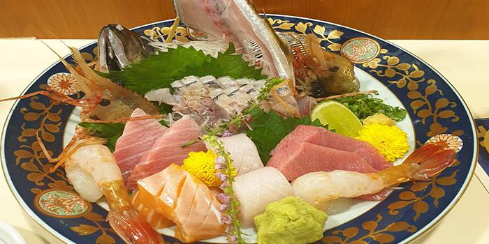Premium Sashimi from Botan Japanese Restaurant in Telok Ayer, Singapore