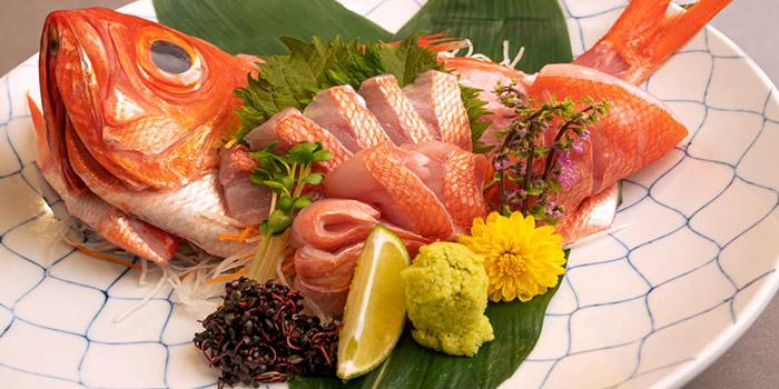 Kimidai from Botan Japanese Restaurant in Telok Ayer, Singapore