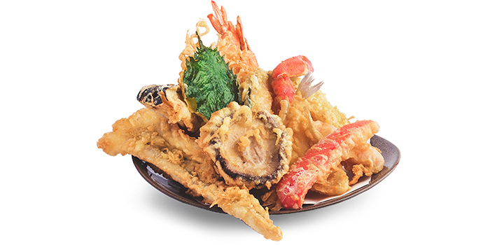 Tempura Moriwase from Socieaty at One Farrer Hotel & Spa in Little India, Singapore