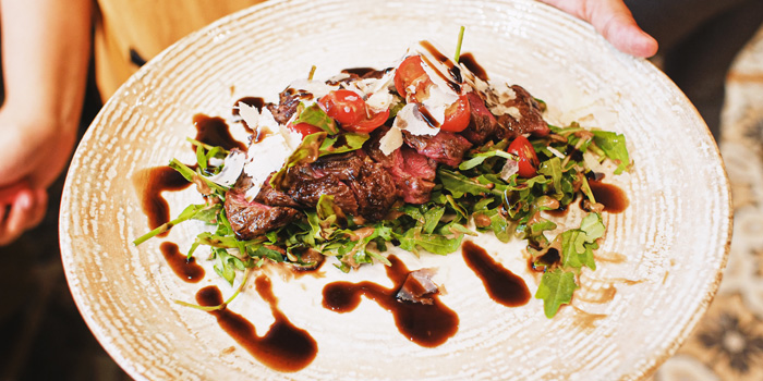 Beef Salad from Mozza by Cocotte (Siam Paragon at Siam Paragon 03, 991 Rama I Rd, Pathum Wan, Pathum Wan, Bangkok