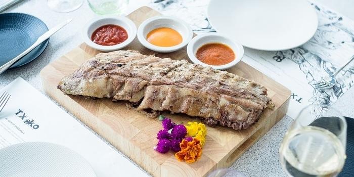 Pork Ribs at Txoko
