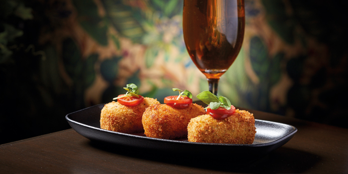 Croquette of Cheese, Boticario Bar & Grill, Tsim Sha Tsui, Hong Kong