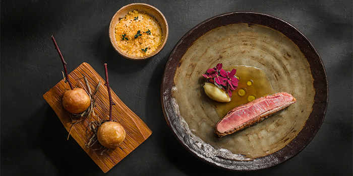 Silverhill Farm Duck from Cure Singapore on Keong Saik Road, Singapore