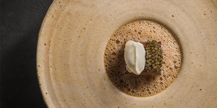 Potato, Seaweed, Caviar from Cure Singapore on Keong Saik Road, Singapore