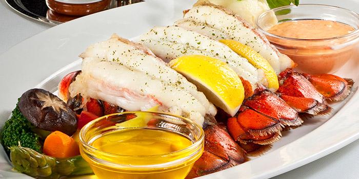 Atlantic Lobster Dinner from Lawry