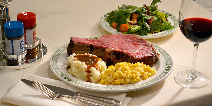 Prime Rib from Lawry