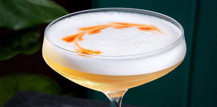 Whisky Sour from Eat Cetera in Queenstown, Singapore