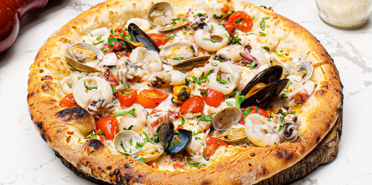 Pizza Dishes from Mozza by Cocotte (Siam Paragon at Siam Paragon 03, 991 Rama I Rd, Pathum Wan, Pathum Wan, Bangkok