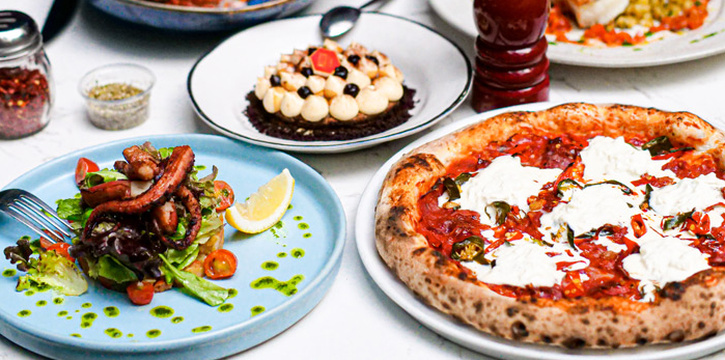 Selection of Food from Mozza by Cocotte (Siam Paragon at Siam Paragon 03, 991 Rama I Rd, Pathum Wan, Pathum Wan, Bangkok