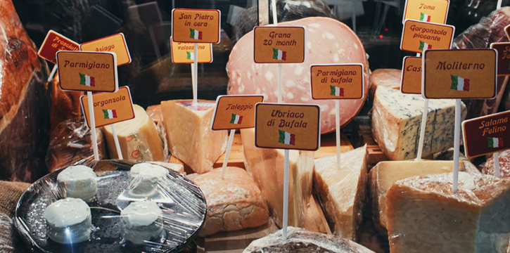 Selection of Cheese from Mozza by Cocotte (Siam Paragon at Siam Paragon 03, 991 Rama I Rd, Pathum Wan, Pathum Wan, Bangkok