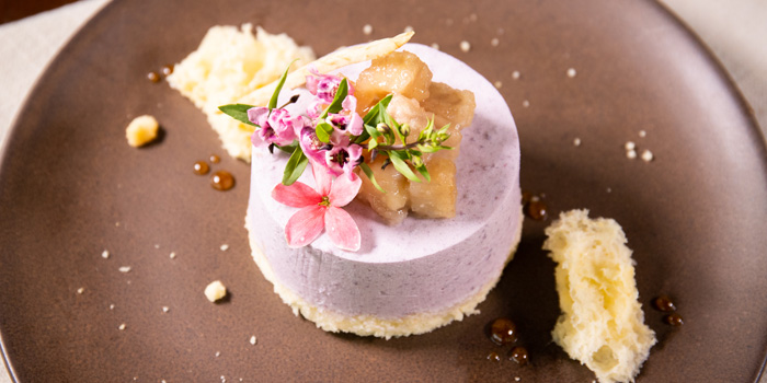 Signature Dessert from Spice & Barley at Anantara Riverside Bangkok Resort 257 Charoennakorn Road, Samre, Thonburi Bangkok