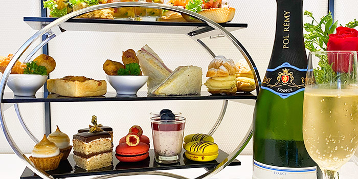 Royale Afternoon Tea from Royale at Mercure Singapore Bugis in Bugis, Singapore